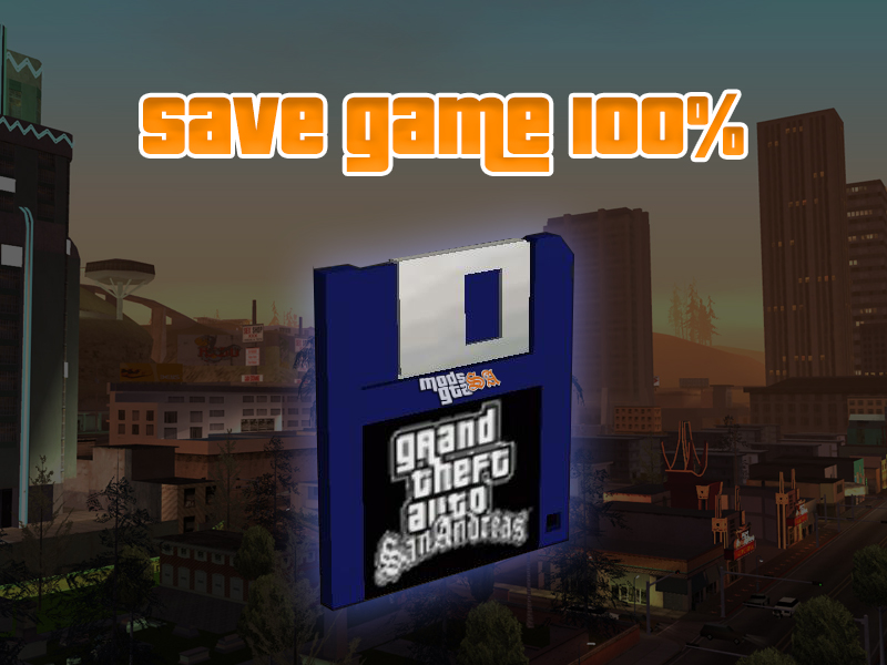 SAVE GTA BAIXAR ZERADO DO SA